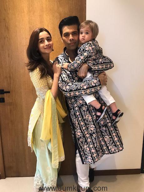 Karan Johar's kid - Alia