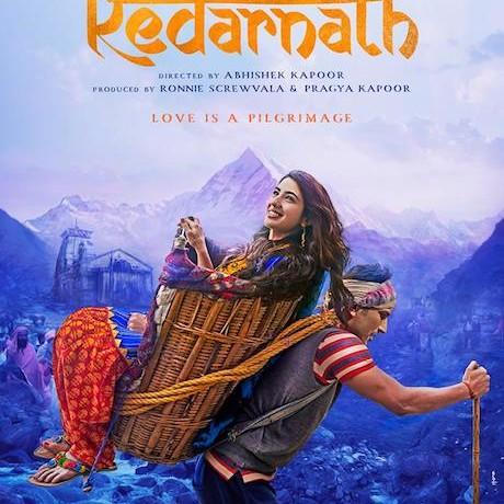 Abhishek Kapoor's Kedarnath Poster & Teaser released