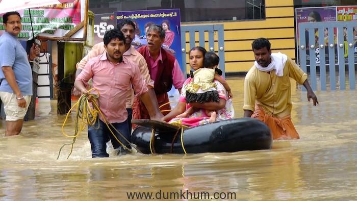 'Kerala Floods – The Human Story'-