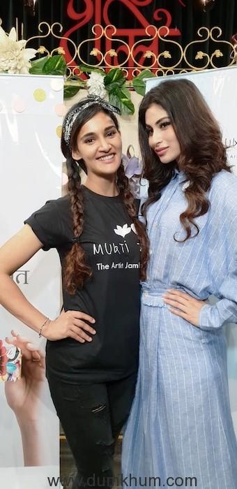 Mukti Mohan & Mouni Roy