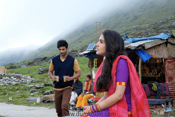 Sara Ali Khan on Kedarnath co-star Sushant Singh Rajput