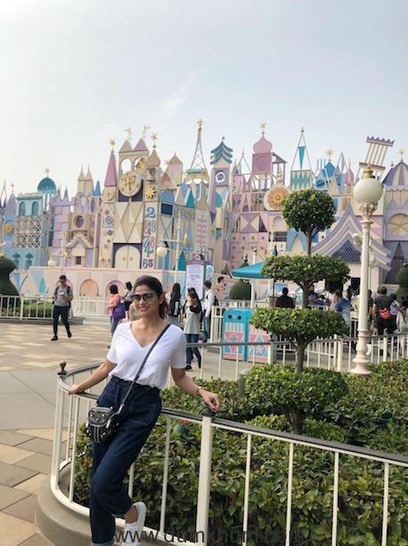 Shamita Shetty's celebrates Diwali in Hong Kong!
