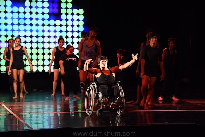 Shiamak Celebrates Dance is a Special Way!