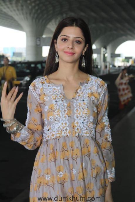 Vedhika Kumar-
