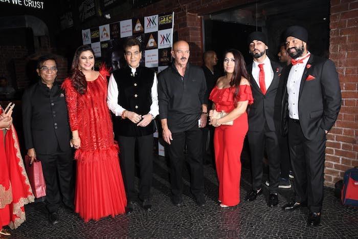 "Birthday Celebration of real & reel life ""Rajjo"" Gurpreet Kaur Chadha & Producer Balli Arora."