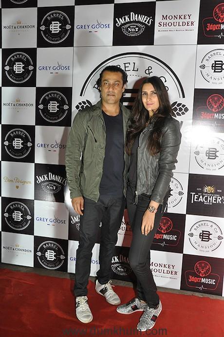 Abhishek & Pragya Kapoor