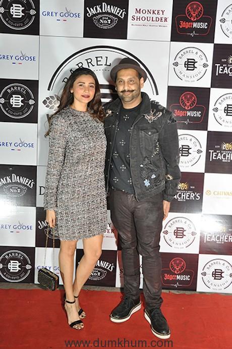 Daisy Shah & Suved Lohia