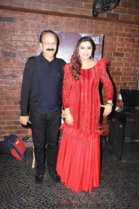 Gurpreet Kaur Chadha with Baba Siddique DSC_8595