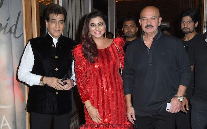 Jitendra Kapoor with Gurpreet Kaur Chadha and Rakesh Roshan DSC_8121