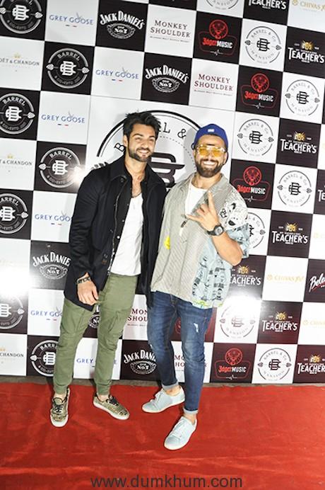 Karan Wahi & Rithvik Dhanjani (1)