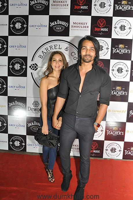 Kim Sharma & Harshvardhan Rane