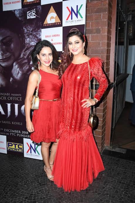 Lizaa Malik with Gurpreet Kaur Chadha DSC_8468