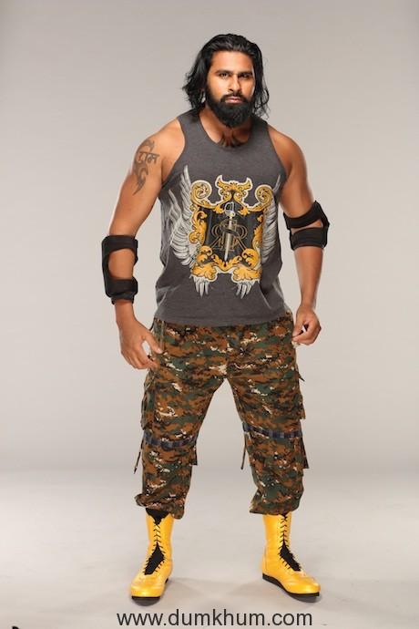 Rinku Singh, ring gear