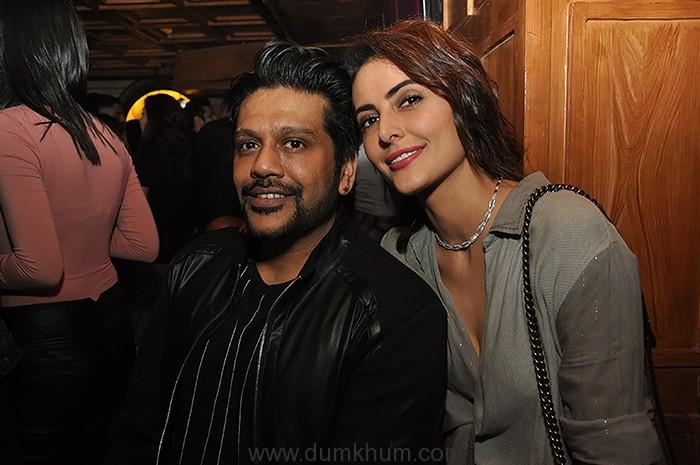 Rocky S & Mandana Karimi