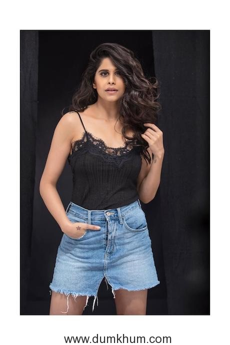 Super Talented Sai Tamhankar looking hot !