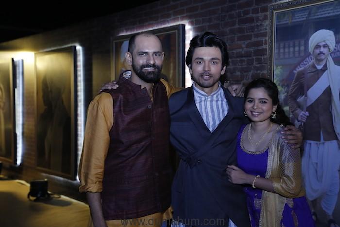Anandi Gopal_Music Launch 1
