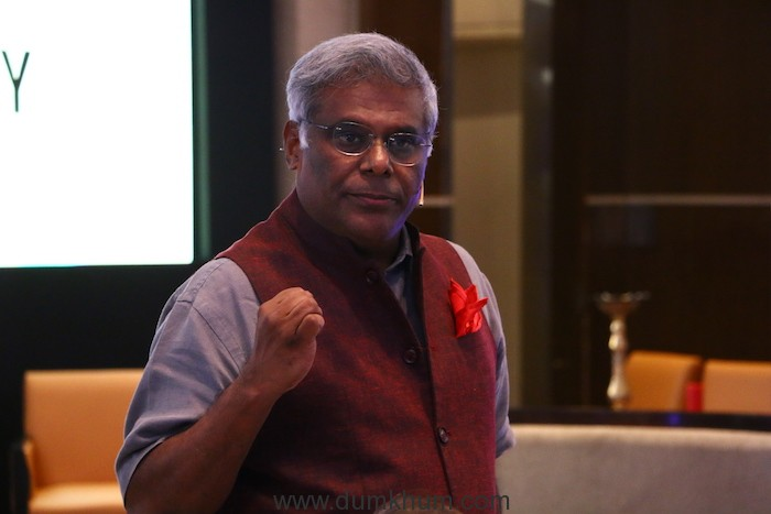 Ashish Vidyarthi urges entrepreneurs to scale-up