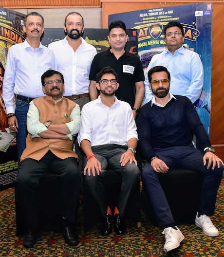 CHEAT INDIA PRODUCERS' MASTERSTROKE TO BOOST BUSINESS! THACKERAY GIVES A THUMBS UP