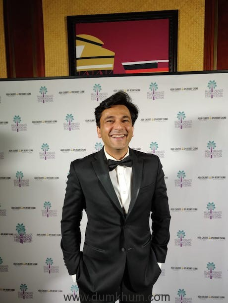 Chef Vikas Khanna attends the opening night of Palm Springs International Film Festival