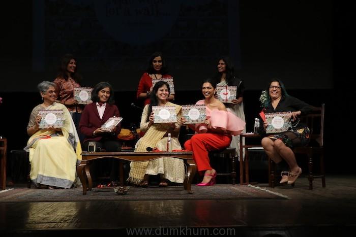 Deepika Padukone, Aditi Mittal, Anuradha Pal, Lakshmi Nambiar, Reema Gupta & Sarada Akkineni