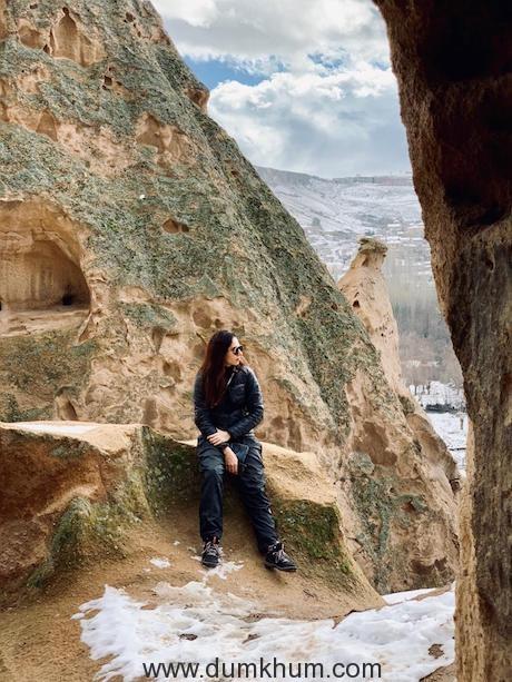 Fanney Khan actress Pooja Bhamrah's Turkey vacay pictures -1