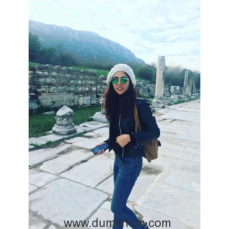 Fanney Khan actress Pooja Bhamrah's Turkey vacay pictures will make you wanna plan a trip now !