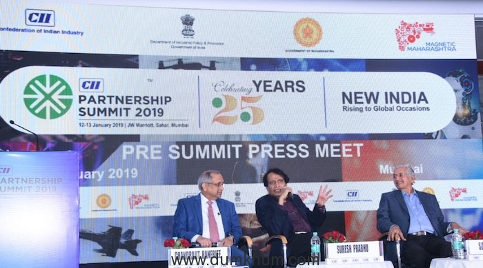 Vice-President Naidu to Open The 25th Partnership Summit