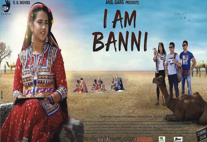 I am Banni Poster - Final