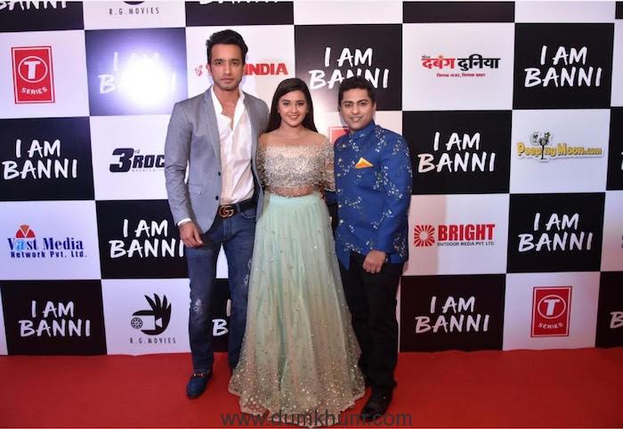 (L-R) Actor Harjinder Singh, Roshni Walia, Actor Gaurav Garg