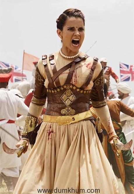 Manikarnika -The Queen of Jhansi