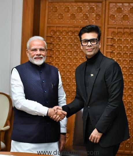 PM with Karan
