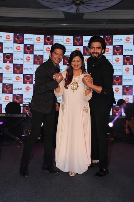 Shaan, Richa Sharma, Amaal Mallik