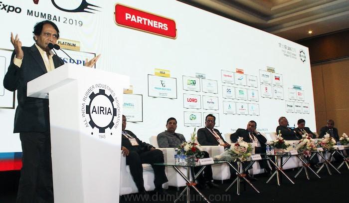 Union Minister for Commerce & Industry and Civil Aviation, Shri Suresh Prabhu-1