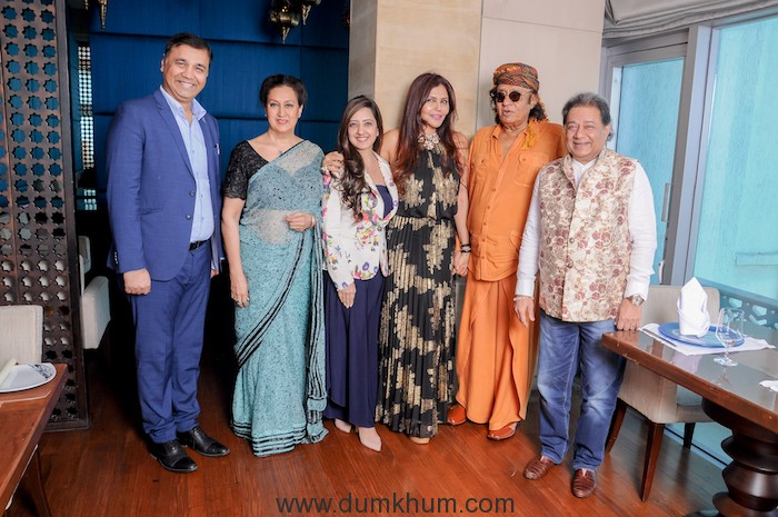 Bollywood throngs Nisha JamVwal's swish sit-down lunch & panel discussion -3