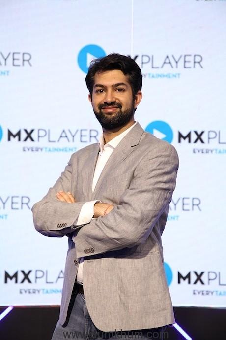 Mr Karan Bedi_CEO_MX Player