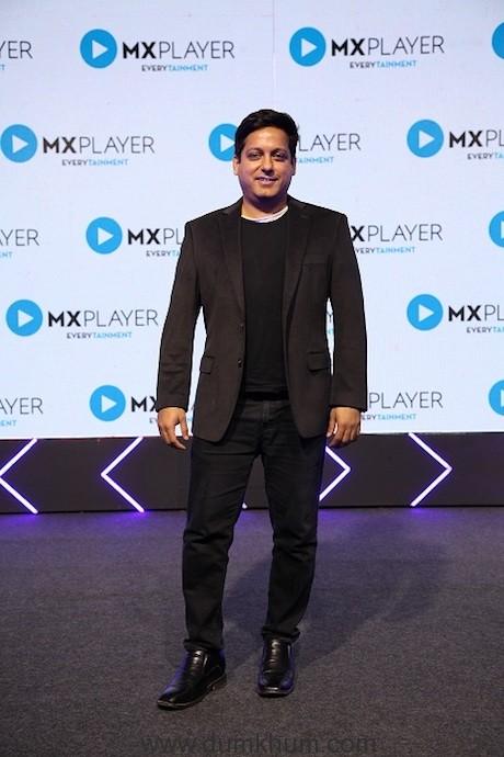 Mr Vivek Jain_Head of Technology_MX Player