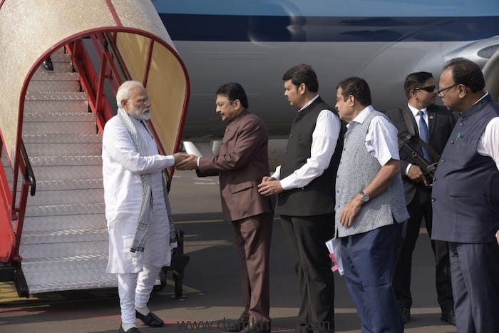 PM visits Yavatmal in Maharashtra, Says Housing for All will be achieved by 2022-5