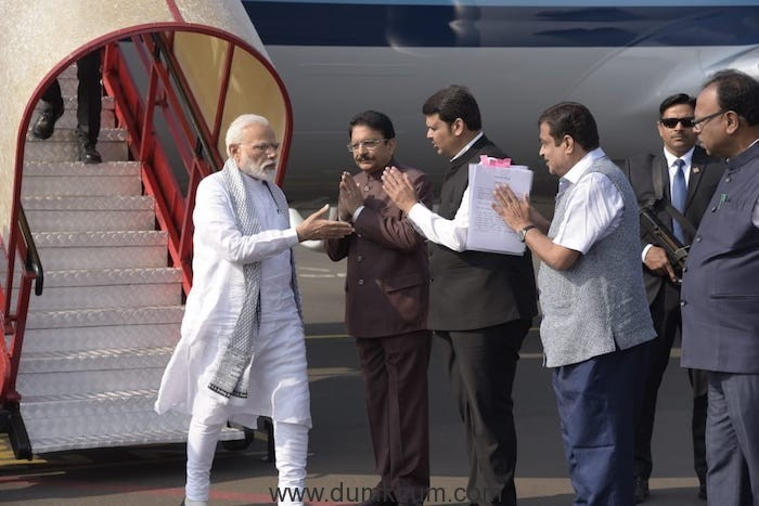 PM visits Yavatmal in Maharashtra, Says Housing for All will be achieved by 2022-6