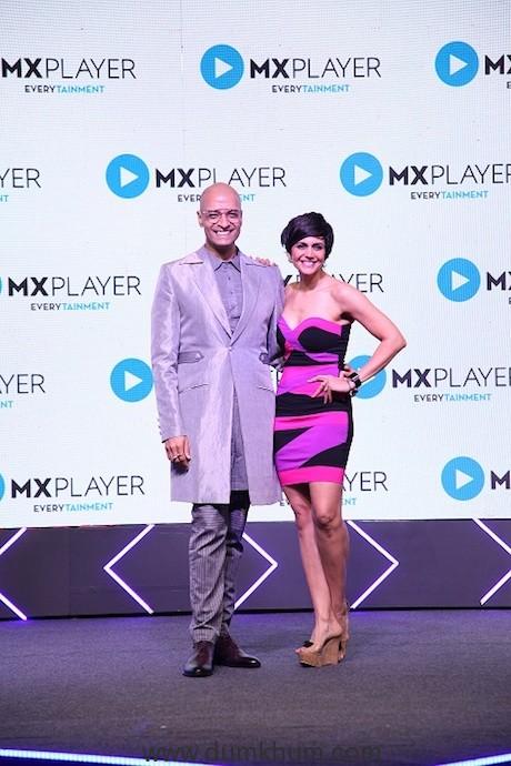 Team Shadi Fit at MX Player Launch in Mumbai_19022019