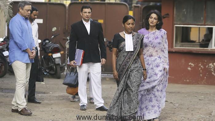 Usha Jadhav - Sachin Khedekar - Rajeshwari Sachdev - Firebrand
