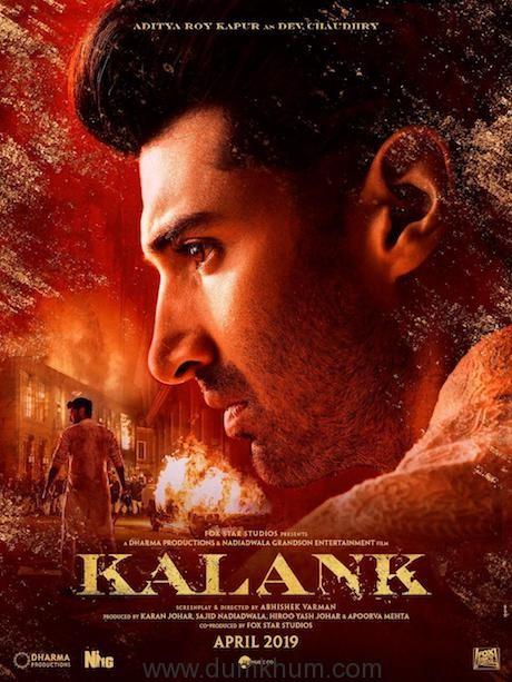 Aditya Roy Kapoor - Kalank