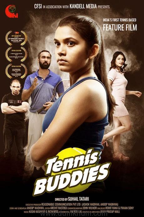 Dakshata Patel debuts in Tennis Buddies. - Pic 1