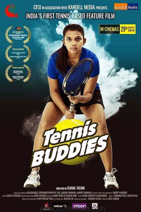 Dakshata Patel debuts in Tennis Buddies. - Pic 2
