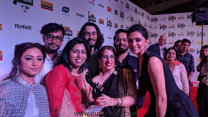 Divya Dutta, Guneet Monga, Bhuvan Bam, Rohit Raj & Deepika Padukone