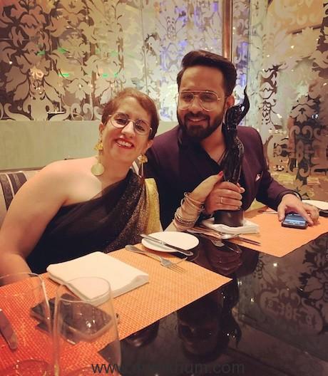 Guneet Monga & Rohit Raj