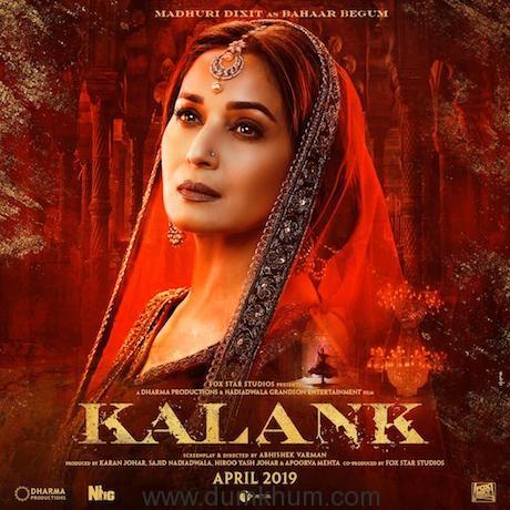 Madhuri Dixit - Kalank
