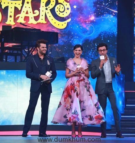 Maniesh Paul - Deepika Padukone - Ranbir Kapoor