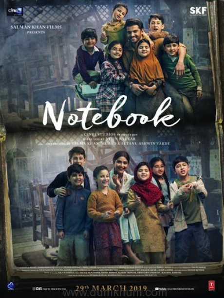 Salman Khan presents Notebook introducing Pranutan Bahl & Zaheer Iqbal