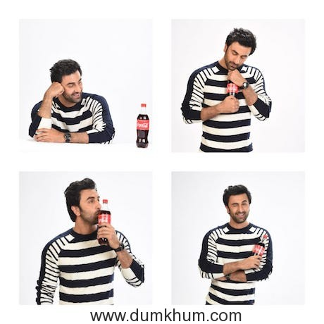 Ranbir Kapoor roped in as Coca-Cola's new brand ambassador !