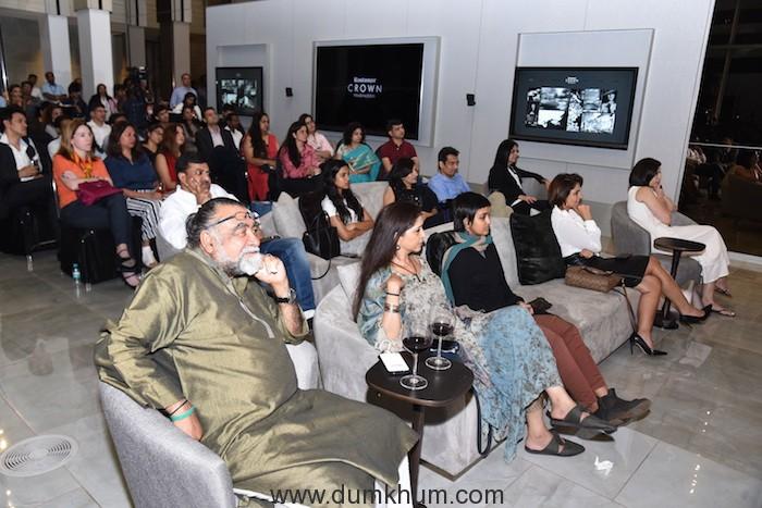 Rustomjee Crown_Mark Inglis event_Prahlad Kakkar